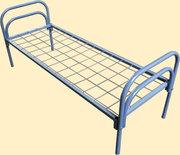 Армейские кровати,  кровати одноярусные,  кровати для рабочих,  кровати