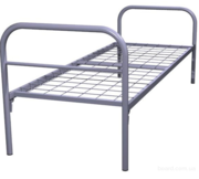 Кровати металлические с ДСП спинками для санаториев,  кровати оптом
