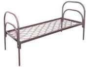 Кровати металлические двухъярусные,  кровати для рабочих,  дёшево
