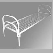 Кровати металлические с ДСП спинками для санаториев,  кровати опт.