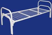 Кровати металлические для лагеря,  кровати для гостиницы,  кровати оптом