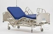 Медицинская кровать с механическим приводом